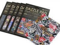 Filter017 Dazzle Pad ( Mice Pad )
