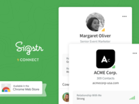 Sigstr Connect - Chrome Extension