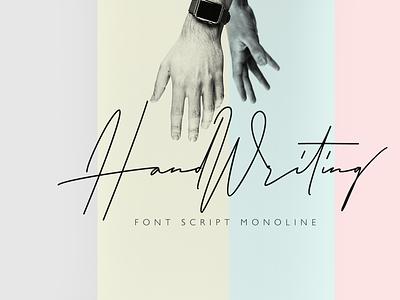 Handwritting wedding fonts