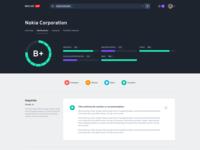 Business Intelligence - Company Stats