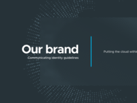 Cloud Jumper - Brand Guidelines - Cover