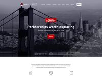 Red Hat Summit Landing Page