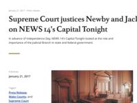 NC Judicial Branch - News Story