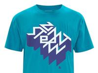 «Iron» T-shirt Print