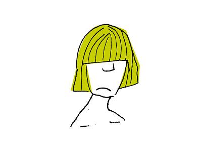 Pony illustration sketch lg illustrator pencil pony