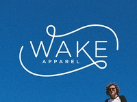 WAKE Apparel Company Logo