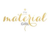 Material Girl Fashion Blog Logo