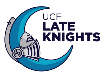 UCF Late Knights Logo Update