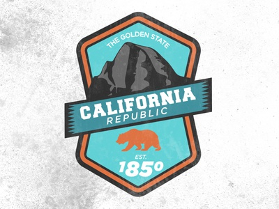 California State Badge