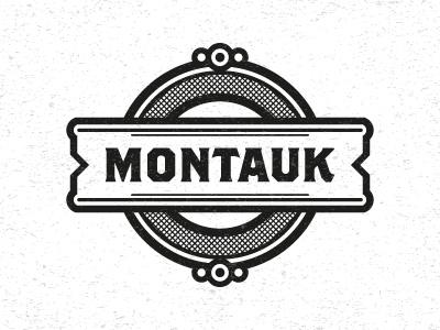 Montauk badge
