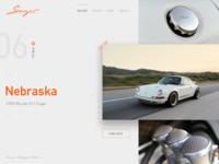 Singer Porsche 911 Coupe