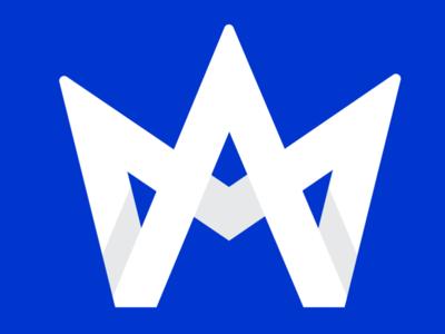 WIP - Mark for Midwest Auto auto line mark logo monogram