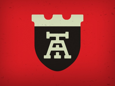 Monogram Concept logo mark logo badge crest emblem monogram
