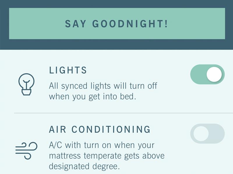 Sleep tracker - saying goodnight call to action call to action app ux ui watch apple watch sleep tracking tracking tracker sleep