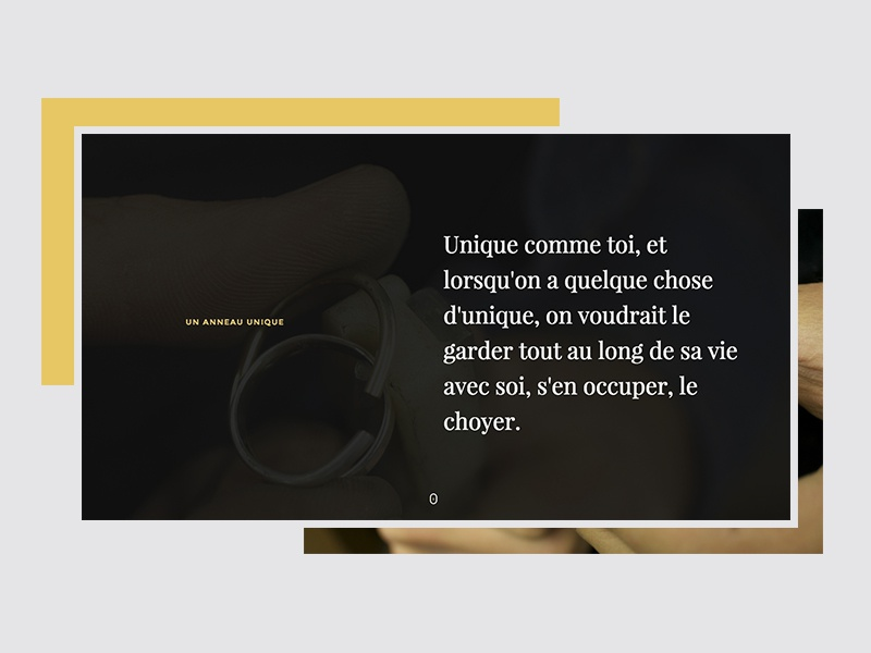 My Online Proposal ! minimal simple clean elegant personnal parallax single page wedding proposal