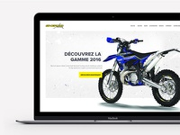 Sherco Concept Website