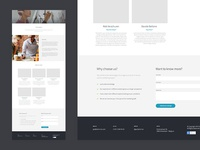 Optimize - About Us Page