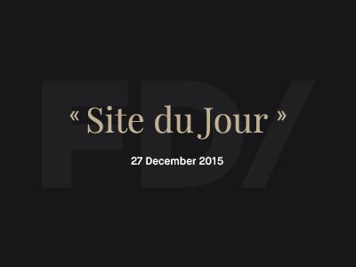 Site du jour on FDI