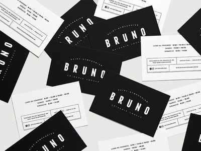 Epicerie Bruno Business Card