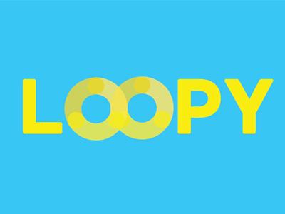 LOOPY Logo Design logo