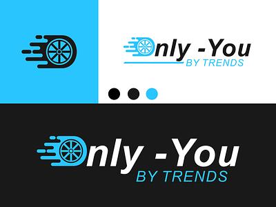 ONLY YOU logo design inspiration ux vector ui typography illustration icon logo graphic design design branding