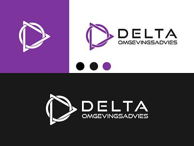DO DELTA OMGEVINGSADVIES ux vector ui typography illustration icon logo graphic design design branding