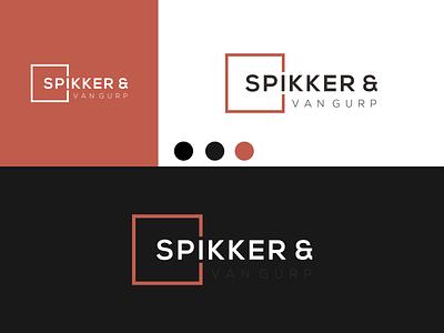 SPIKKER VANGURP Logo disign inspiration ux vector ui typography illustration icon logo graphic design design branding