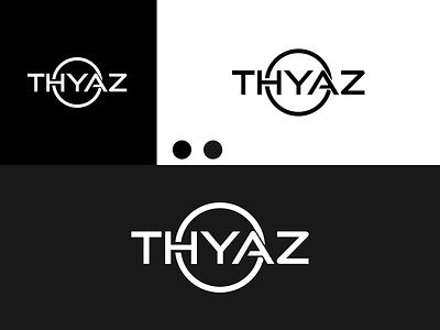 THYAZ Logo disign inspiration ux vector ui typography illustration icon logo graphic design design branding