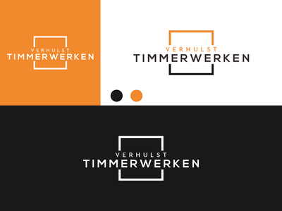 VERHULST Logo disign inspiration ux vector ui typography illustration icon logo graphic design design branding
