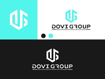 DOVI GROUP Logo disign inspiration ux vector ui typography illustration icon logo graphic design design branding