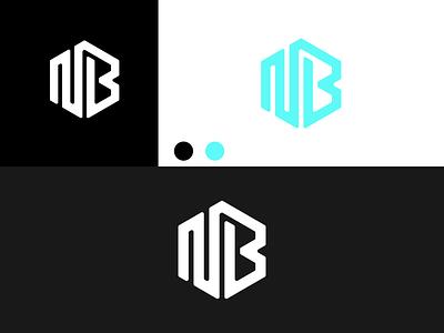 NB Logo disign inspiration ux vector ui typography illustration icon logo graphic design design branding
