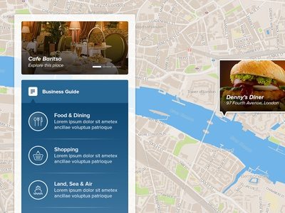 Bespoke Digital Maps