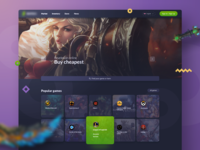 MMO Game Marketplace