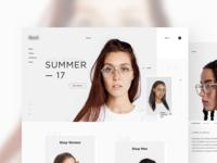 Glasses - Fashion Online Store