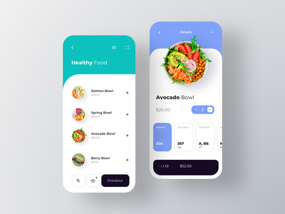 Foody - Food by Subscription tasty restourant recipies ordering order meals lunch kitchen food order food app dish delivery app cook calories delivery app food rondesign