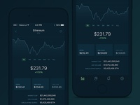 Cryptocurrency Tracker