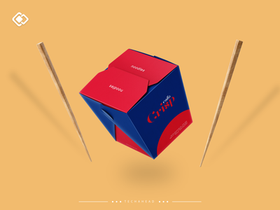 Cafe Crisp packing stationery cafe packaging typography logo design illustration clean ui vector graphics branding