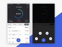 Xpenzy - Expense manager ios app