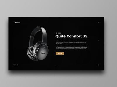 Bose Quite Comfort 35