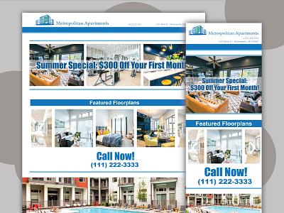 Metropolitan Apartments Website