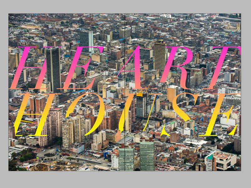 Story Opener - Colombia House Churches horizons magazine team magazine layout