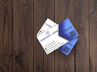 Visiting Card 3 bussiness card mockups visiting card vector typography logo icon illustration graphic design design branding