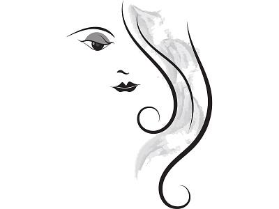 She sketch vector typography icon logo illustration graphic design design branding