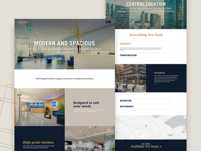 Office Property Website offices building website building real estate realestate property website web design webdesign web propertywebsite office