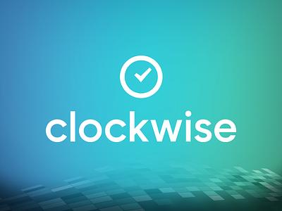 Clockwise design brand logo identity