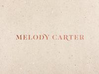 Melody Carter logo
