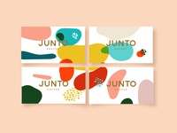 business cards for Junto