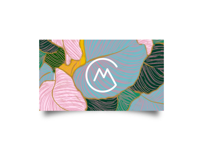 Melody Carter Business cards