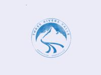 Three Rivers Valle logo concept