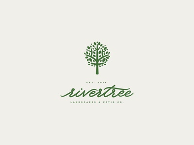 rivertree logo concept